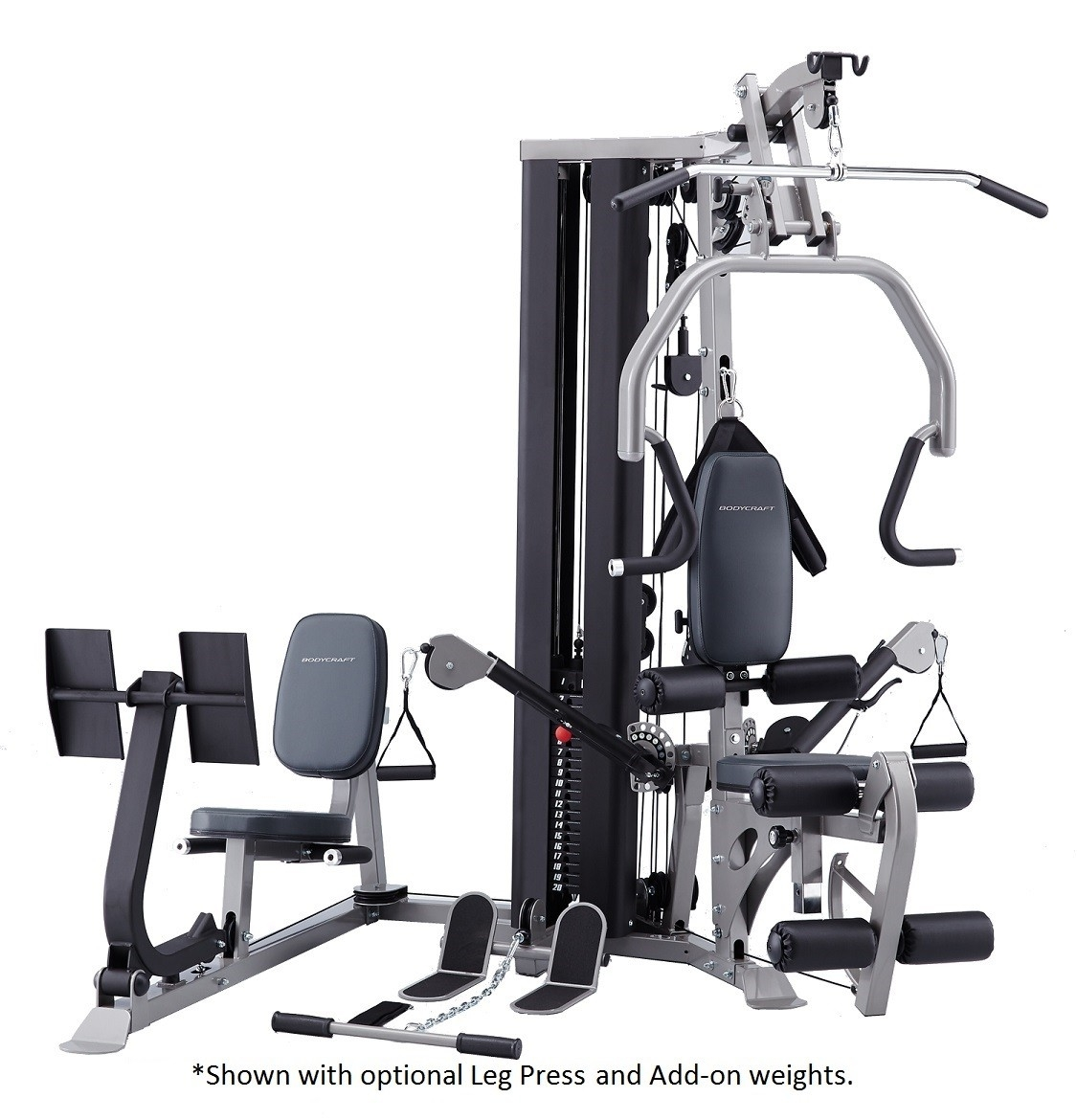 Bodycraft LGX Home Gym