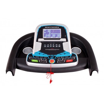 Bodyworx JSPORT 1750 Treadmill Console