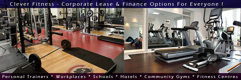 Commercial Fitness Eqipment