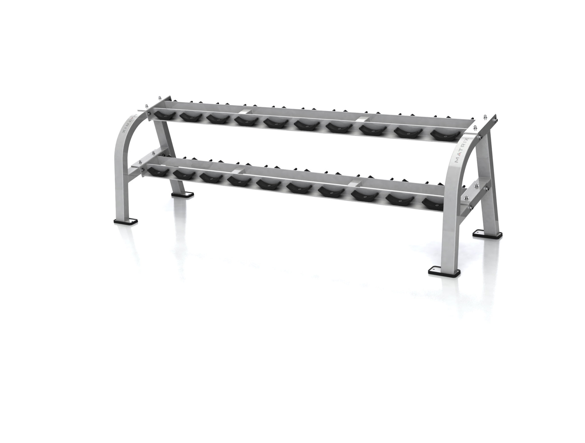 10-Pair Dumbbell Rack