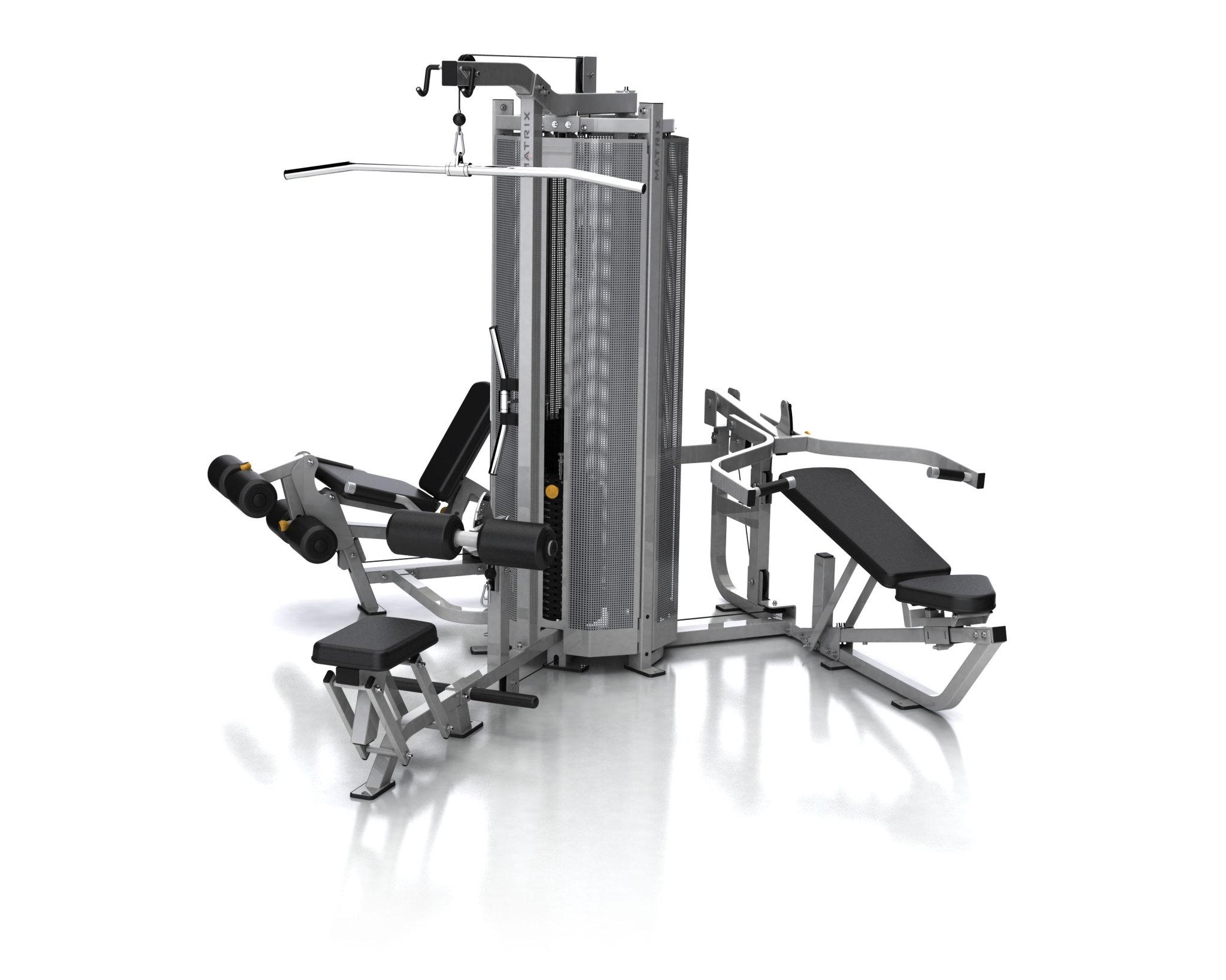 3-Stack Multi-Gym