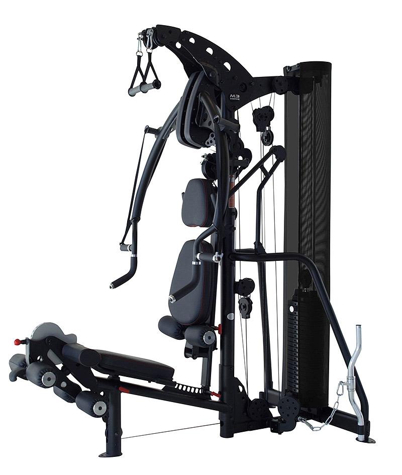 Inspire M3 Home Gym