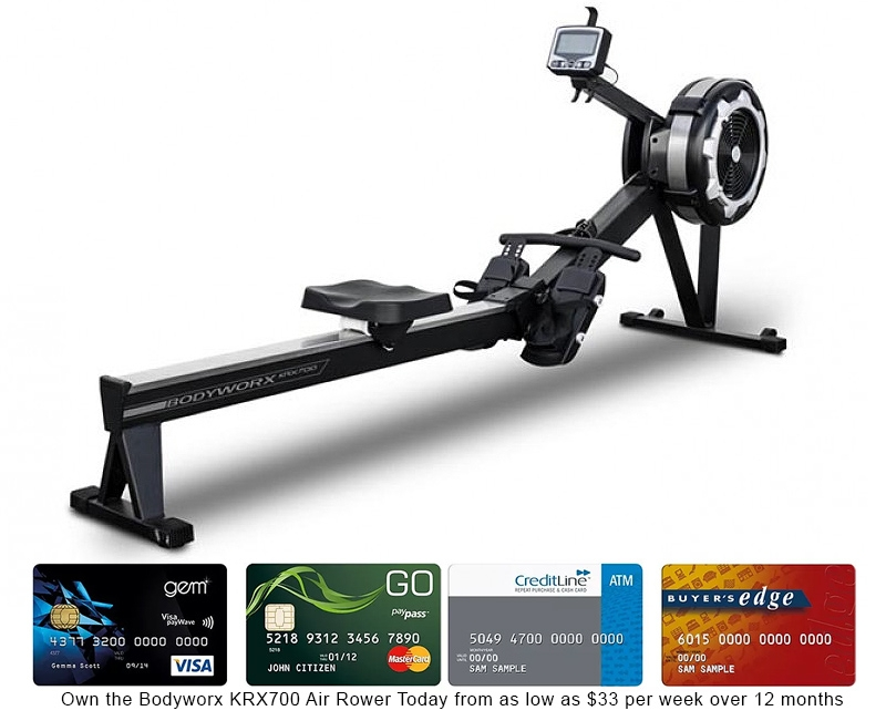 Commercial Rowing Machine Hobart