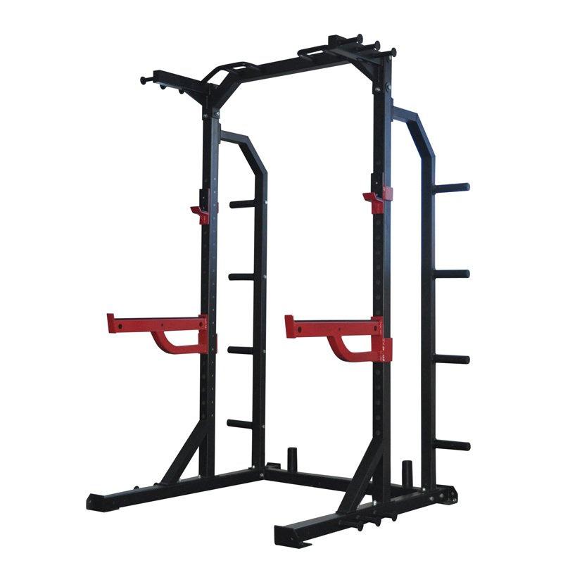 Heavy Duty Half Rack - Fitness Equipment Hobart