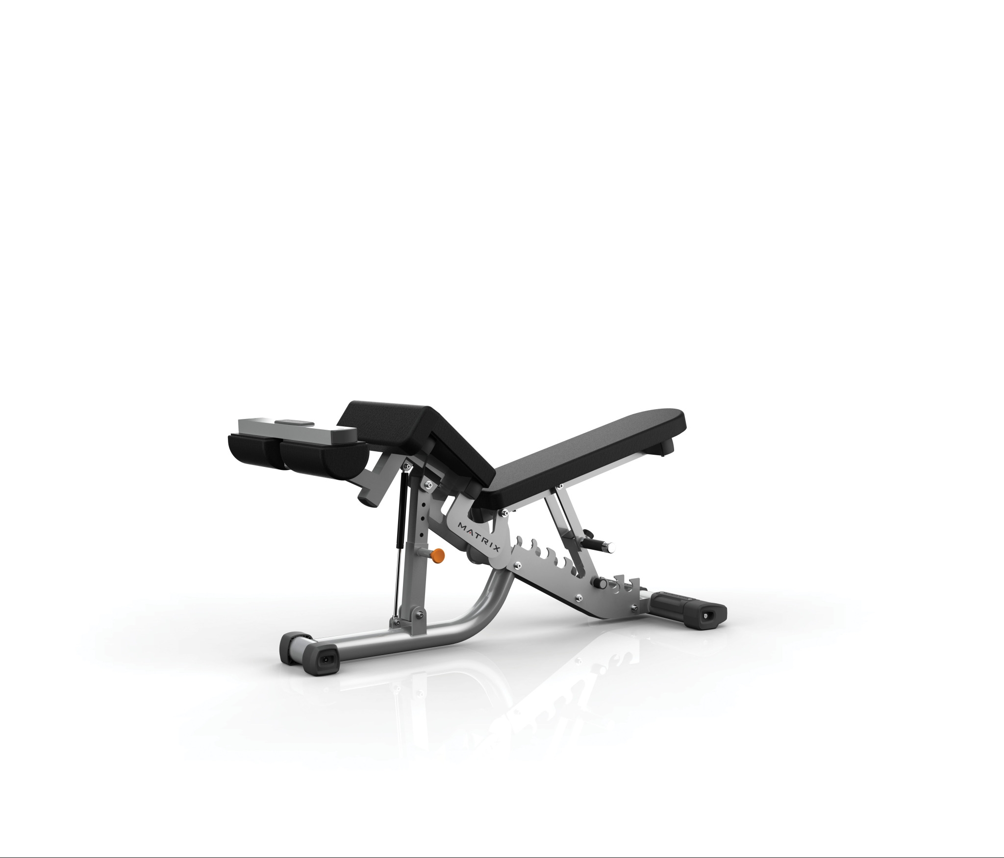 Multi-adjustable Bench w/Decline