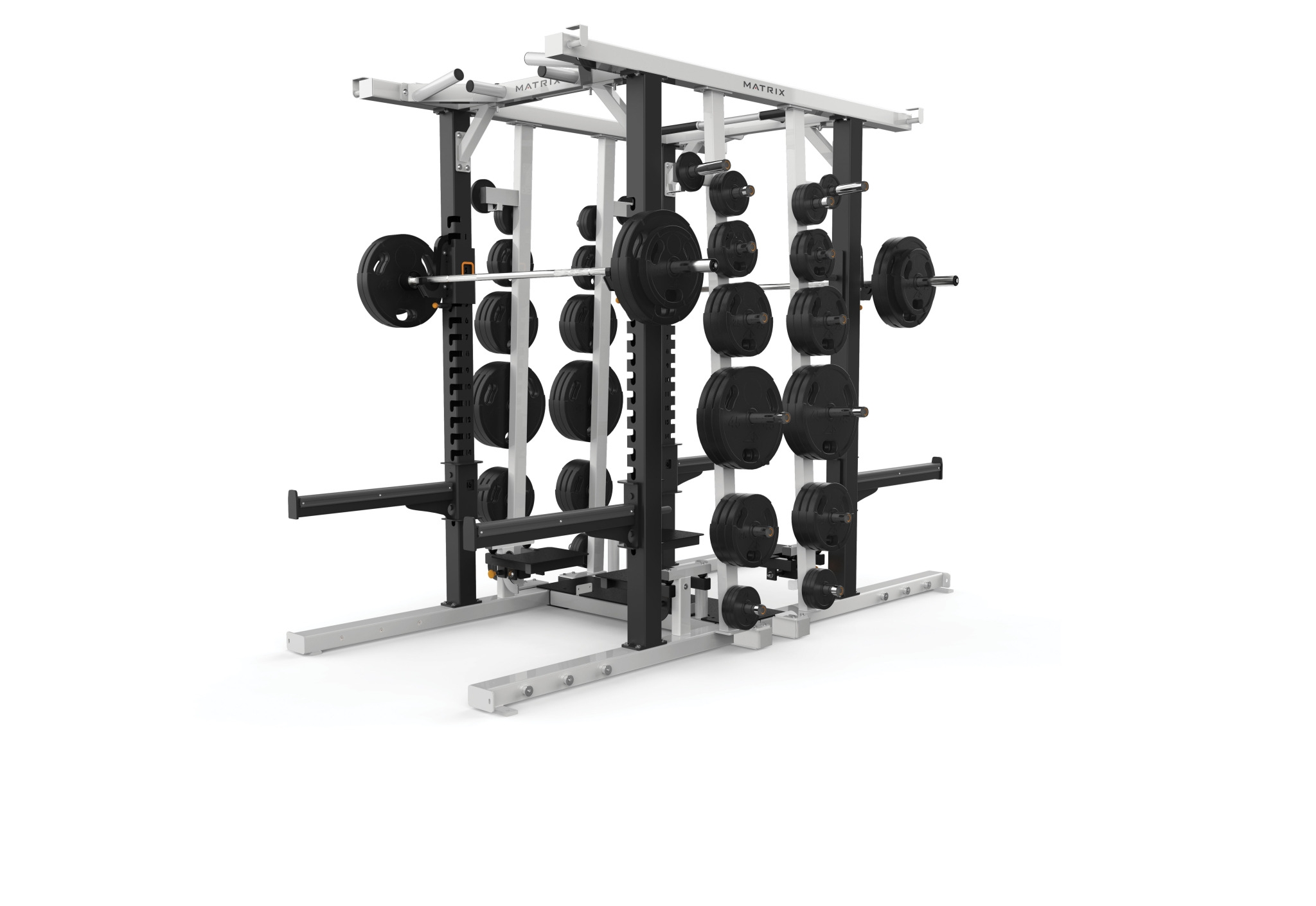 MEGA Double Half Rack