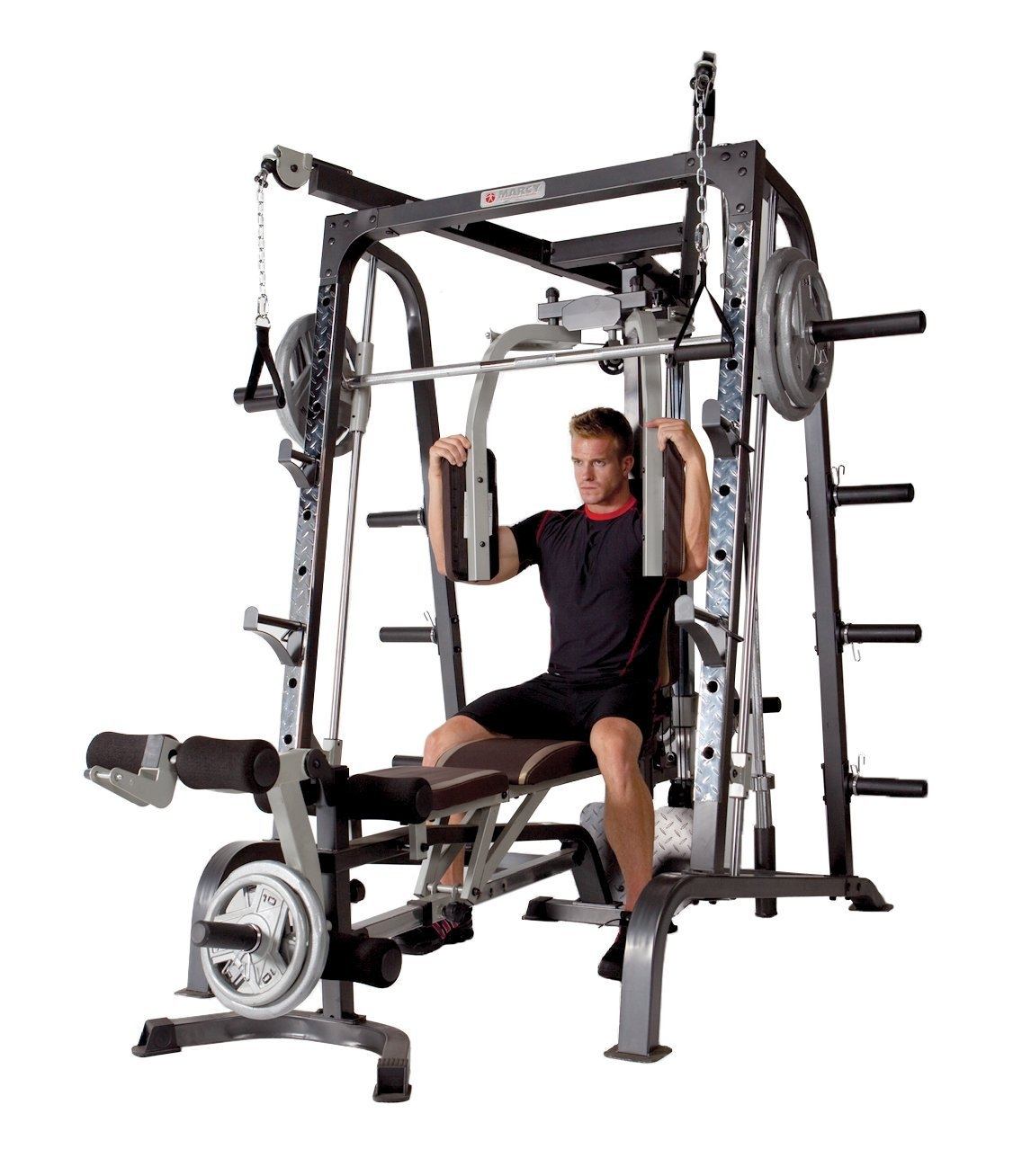 Using the Marcy Smith Machine