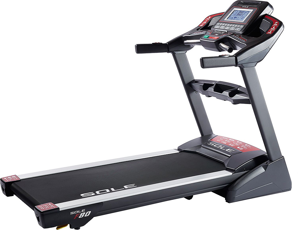 SOLE F80 Treadmill HERO