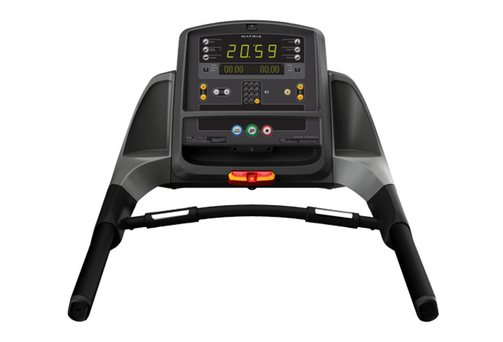 Commercial Treadmill Console