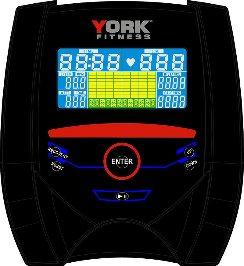 York C420 Console