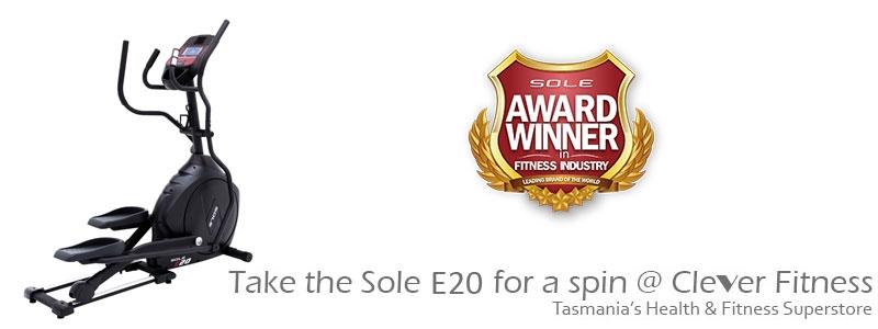 Try Sole E20 Elliptical
