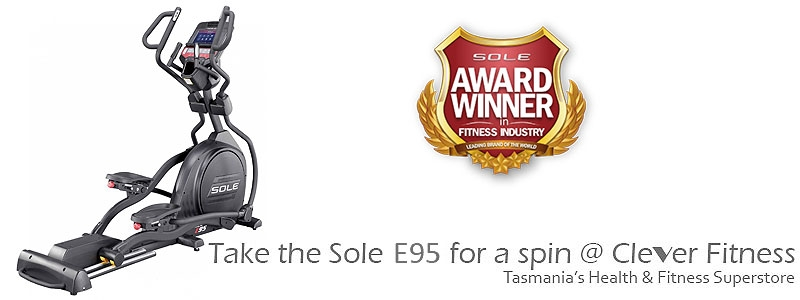 Try Sole E95 Elliptical
