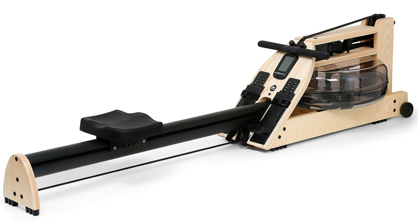 Water Rower Angled View
